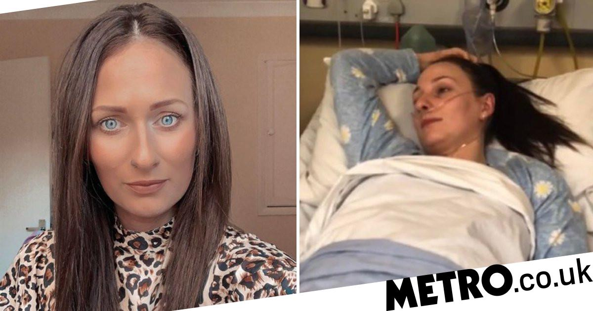Woman's heart has stopped and been restarted eight times in three years