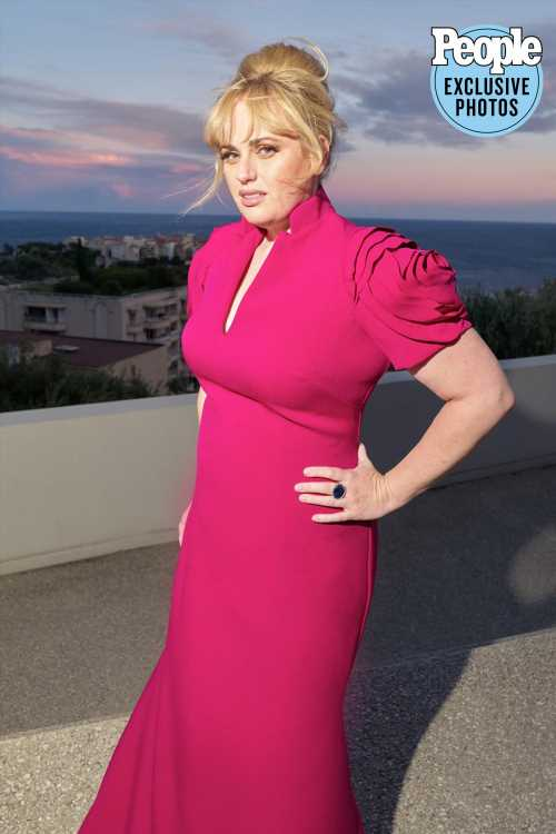Rebel Wilson Has Around 15 Lbs. to Go Before 'Reaching Her Goal' Weight, Says Source