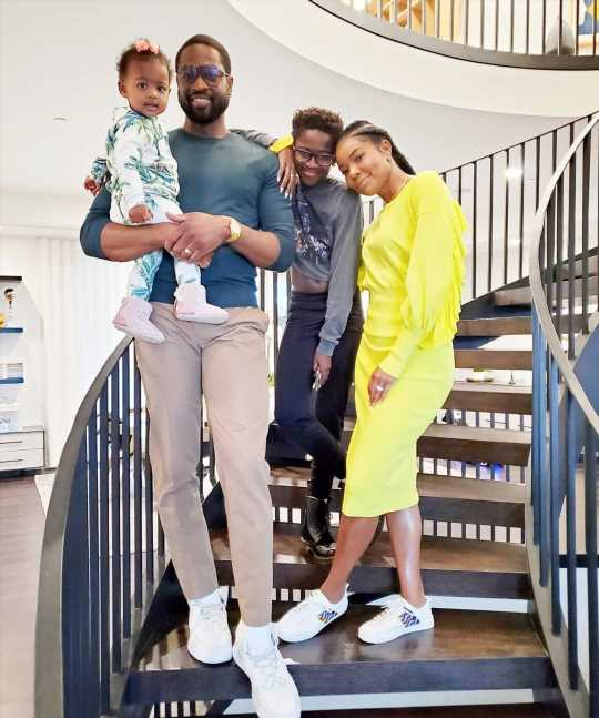 22 Sweet Photos of Gabrielle Union & Dwyane Wade's Family That Prove They're #FamilyGoals