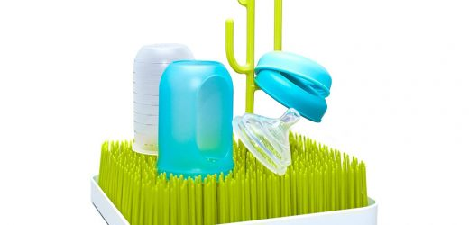 Amazon Shoppers Say This Grass-Inspired Baby Bottle Drying Rack Is 'a Must-Have for Parents'