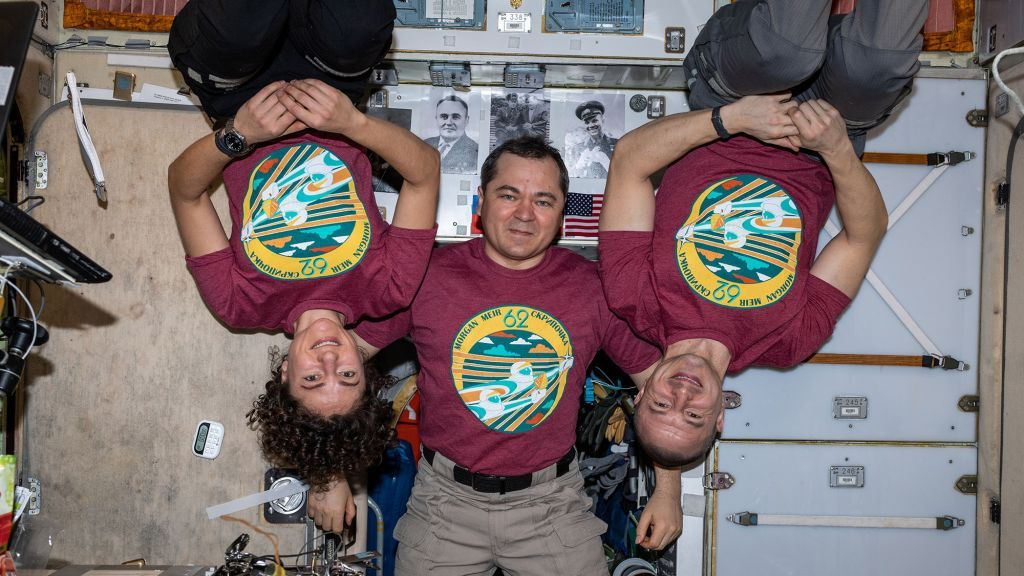 Without gravity, the fluid around an astronaut's brain moves in weird ways