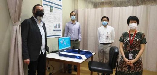 Research group launches portable arm rehabilitation device