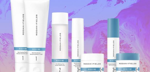 Rodan + Fields Gave Its First Skin-Care Range a Makeover
