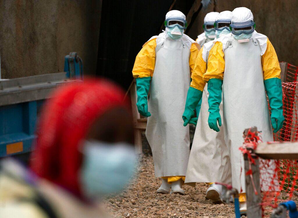 Regeneron's Ebola drug gets first-ever FDA approval