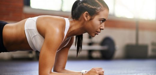 4 plank variations to strengthen all of your core
