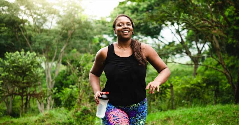 How mindful breathing might actually help your run