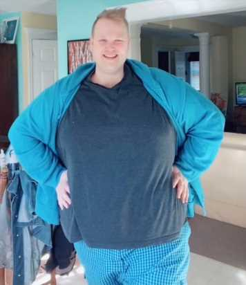 TikTok Star Shane Whalley Loses 100 Lbs. and Discovers the 'Self-Love I've Always Wanted'
