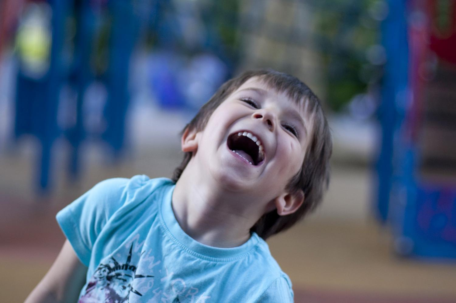 Laughing is good for your mind and your body – here's what the research shows