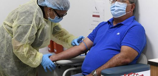 Nearly 40% of healthcare workers are 'not likely' to get Covid vaccine
