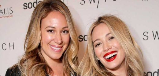 Haylie Duff: Hilary's Pregnancy Isn't Giving Me Baby Fever
