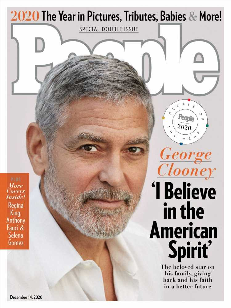 George Clooney on Life with 3-Year-Old Twins, from Diaper Pranks to Peppa Pig: 'They Keep Me Young'