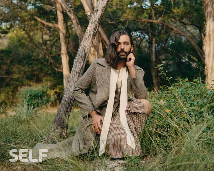 Jonathan Van Ness Says 'There Are Not Enough Resources' for HIV Positive and Disenfranchised People