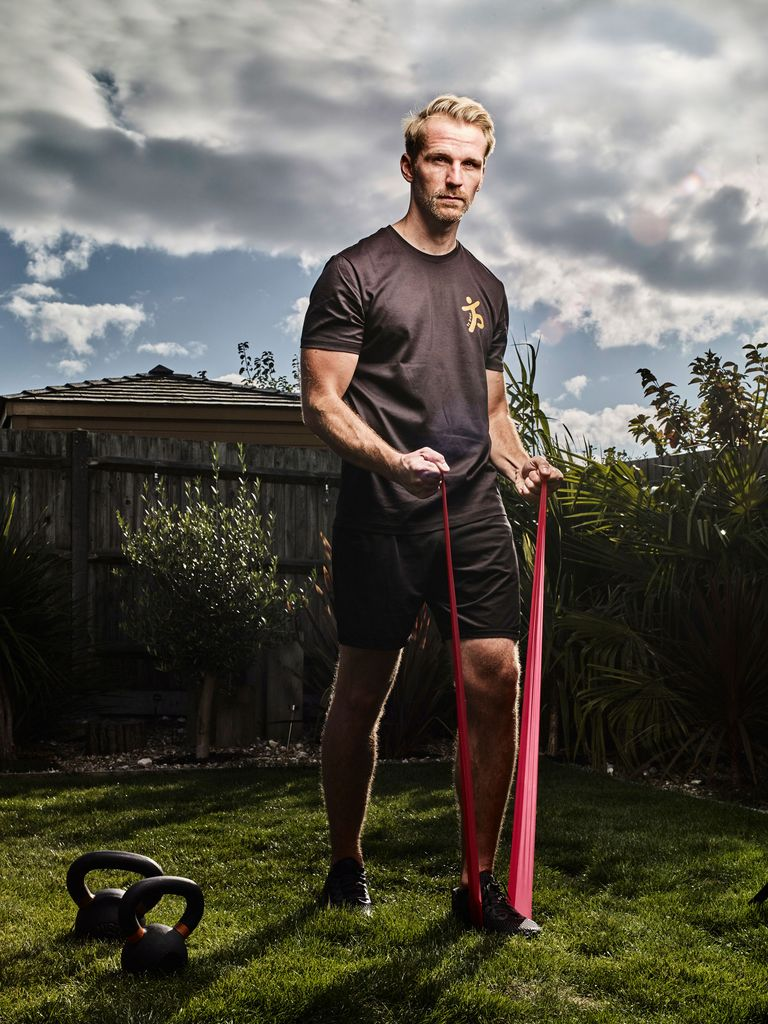 This Trainer Taught His Elderly Clients to Use Zoom So They Could Keep Working Out