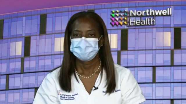 New York nurse who was first coronavirus vaccine recipient: Do not be afraid