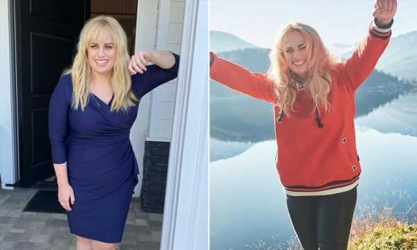 Rebel Wilson's daily diet revealed: what the actress eats for breakfast, lunch and dinner