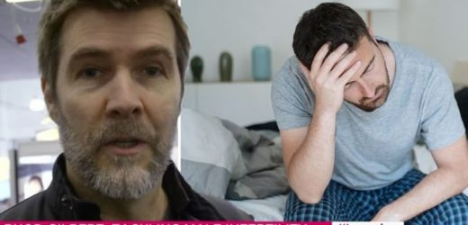 Rhod gilbert health: Star on his infertility – 'I have never spoken to anyone about it'