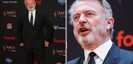 Sam Neill health: Actor discusses health battle that affected his 'whole body' – symptoms