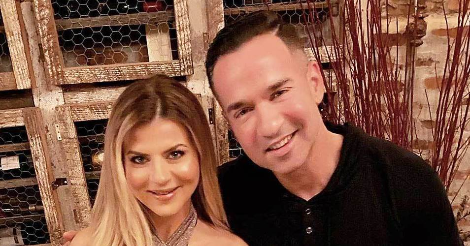 Pregnant Lauren Sorrentino Is Already Talking Baby No. 2 With Mike