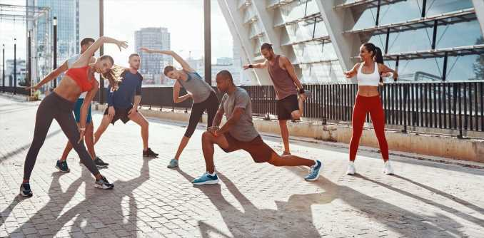 To stretch or not to stretch: What you need to know about exercise warm-ups