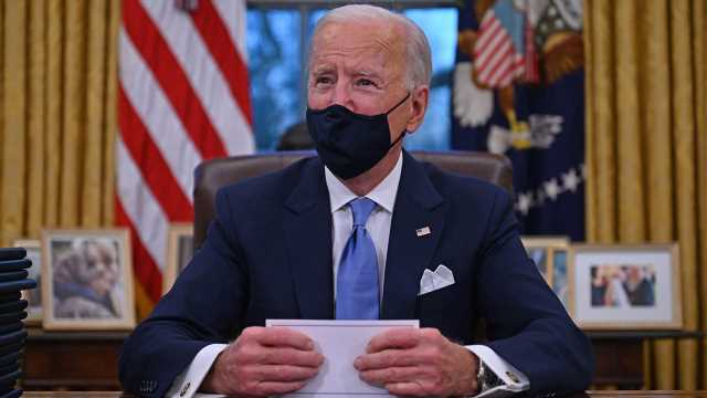 Biden plan to reopen schools subject to potential changes in coronavirus pandemic, official says