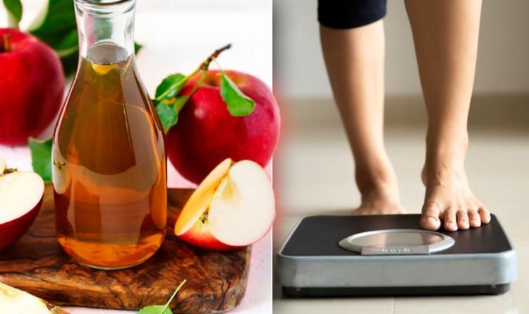 Apple cider vinegar benefits: The amount of ACV you need to boost a weight loss diet plan