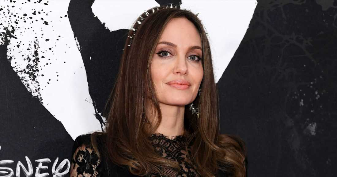 Angelina Jolie: I Lack the 'Skills to Be a Traditional Stay-at-Home Mom'