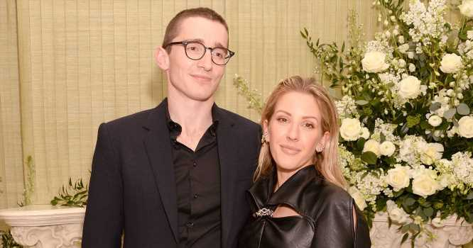 Pregnant! Ellie Goulding Is Expecting 1st Child With Husband Caspar Jopling