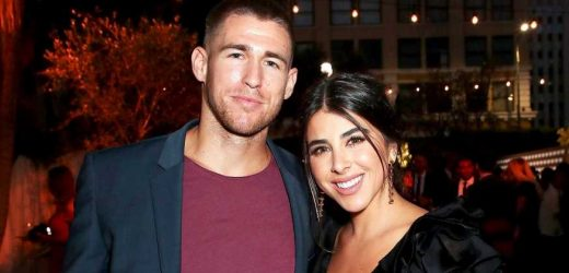 Family of 4! Daniella Monet Welcomes 2nd Child With Fiance Andrew Gardner