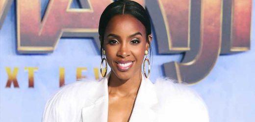 Kelly Rowland: I'm 'So Happy' With Newborn Son Noah