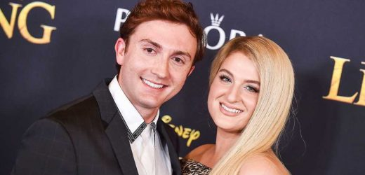 Something to Sing About! Meghan Trainor, Daryl Sabara Welcome 1st Child