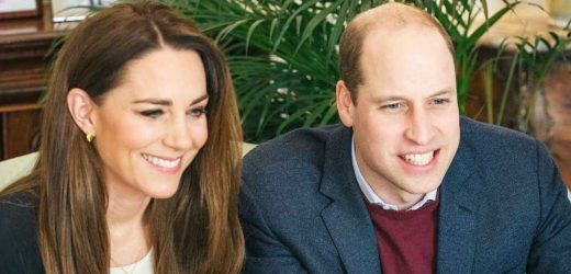 Prince William and Duchess Kate Share Rare Never-Before-Seen Photo of Kids