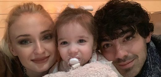 Sophie Turner and Joe Jonas' Cutest Moments With Their Nieces