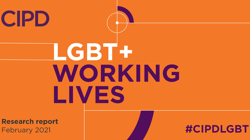 LGBT+ workers experience higher levels of conflict at work, shows new report