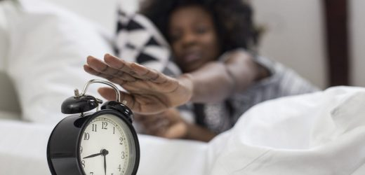 Sorry, but your weekend lie-in could be doing you more harm than good