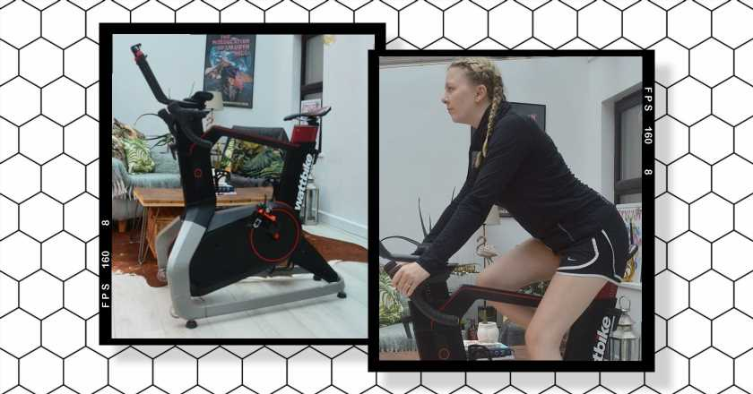 """""""I missed my weekly spin class so much I trialled a home exercise bike – here's how it went"""""""