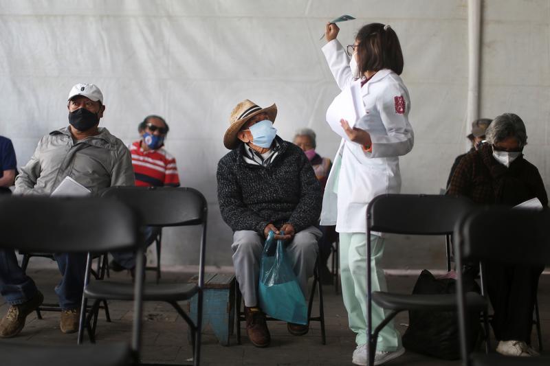 Mexico surpasses 2 million coronavirus cases; more than 175,000 deaths