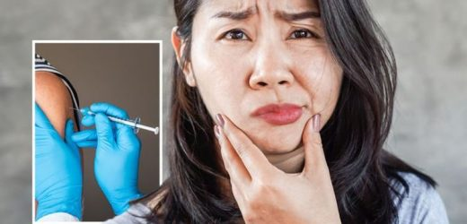Coronavirus vaccine side effects: Bell's palsy listed as a possible side effect