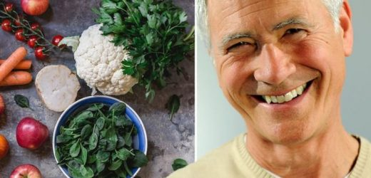 How to live longer: The optimal amount of fruit and veg you need daily to boost longevity