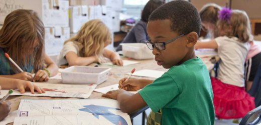 Cardiorespiratory fitness improves grades at school