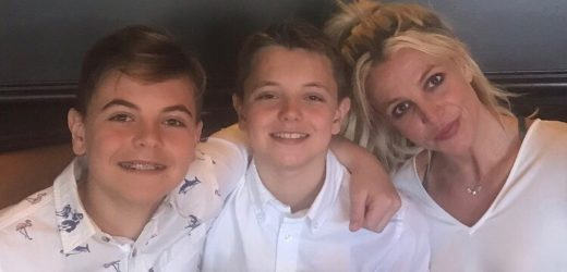Britney Spears' Best Quotes About Her Sons Sean and Jayden