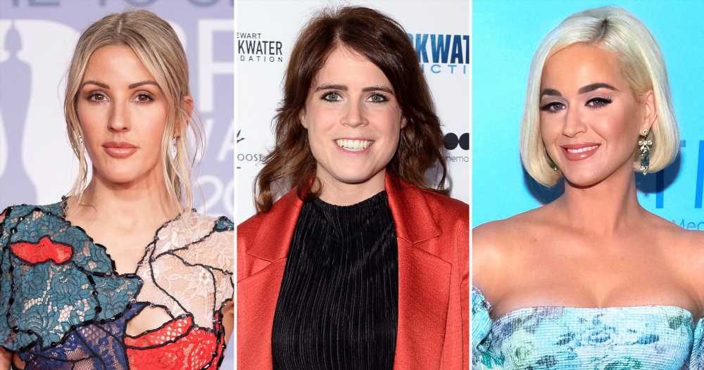 Ellie Goulding: Princess Eugenie, Katy Perry Are 'Great' Pals Amid Pregnancy