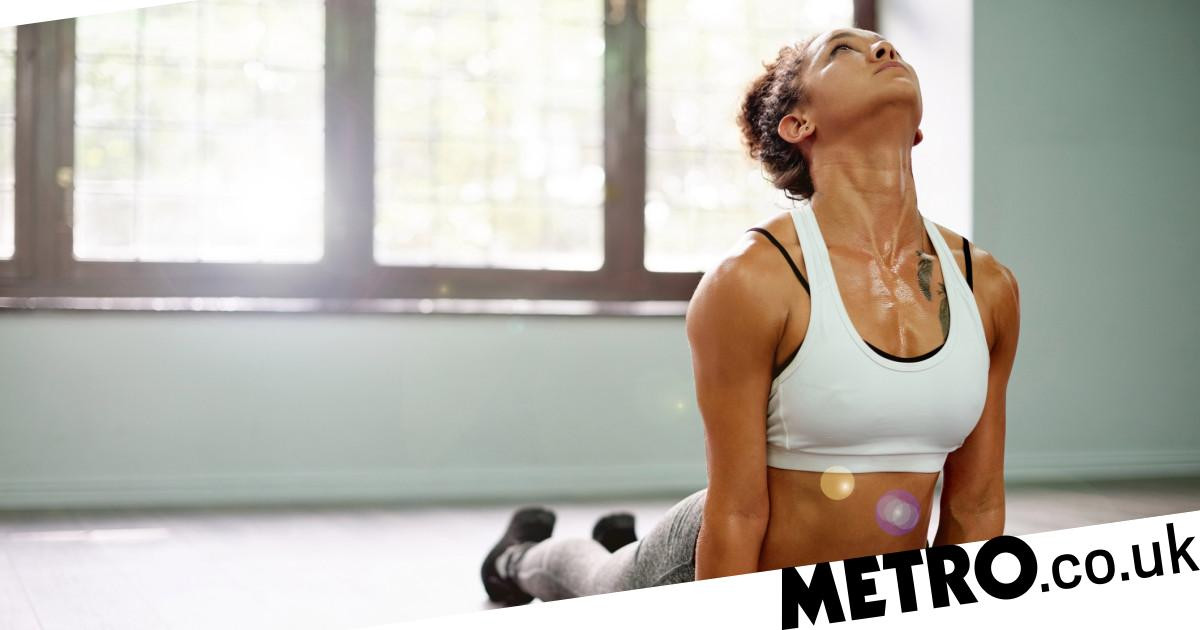 Why HIIT-yoga could be the perfect hybrid workout – and how to do it