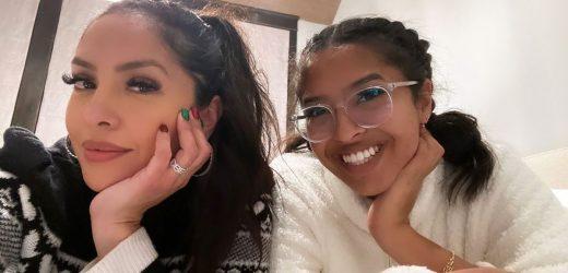 LOL! Vanessa Bryant Reacts to Daughter Natalia's Loyola Marymount Acceptance