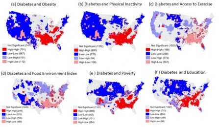 AI tool can spot Type 2 diabetes trends in the U.S.