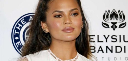 Chrissy Teigen Is On A Mission To Rid The Stigma Of Expectant Mothers Over 35