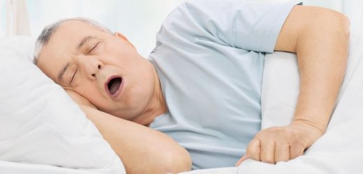 Sleep Apnea, Cognitive Impairment Common Bedfellows