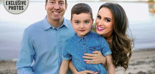 NASCAR's Kyle Busch, Wife Samantha Say Fertility Struggles Put Marriage to the Test: 'It Was Scary'