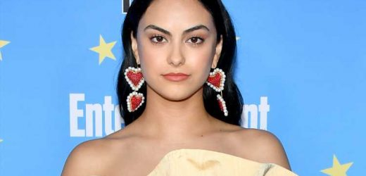 Camila Mendes Says She 'Started Having Panic Attacks' While Filming Riverdale amid COVID Pandemic