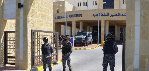 Jordan health minister sacked after oxygen outage kills seven COVID-19 patients
