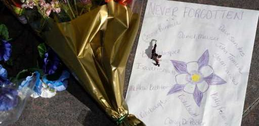 Columbine Victims Remembered, 22 Years After Mass Shooting